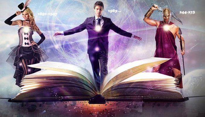 Классики и знаменитые люди о реинкарнации