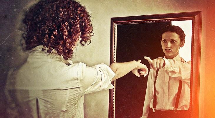 эффект зеркала