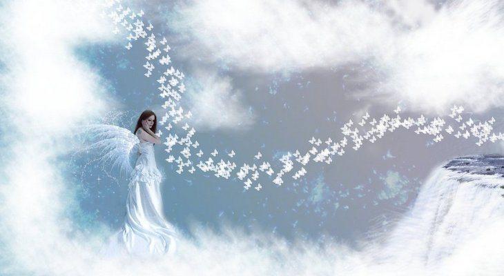 Ангельская помощь. Правила общения с ангелами