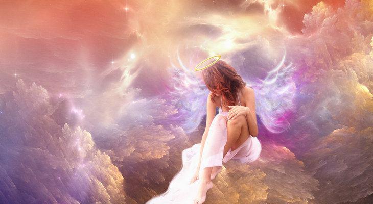 почему ангелы не помогают