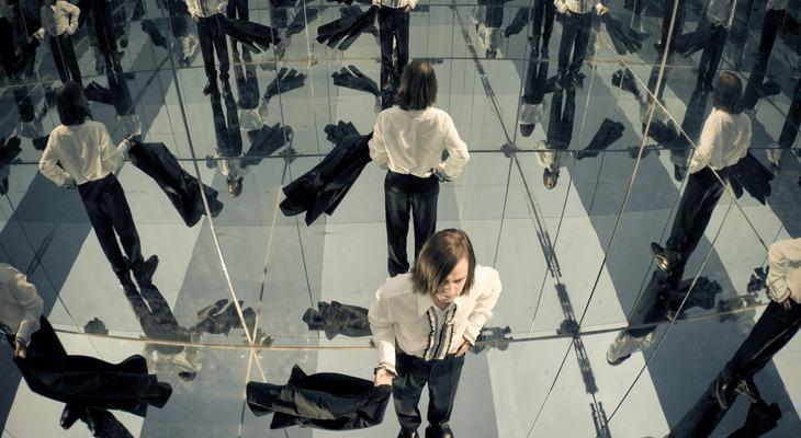 "Мудрая притча ""Миллион зеркал"""