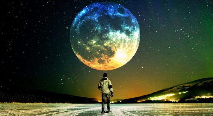 Мудрая притча Лунное евангелие