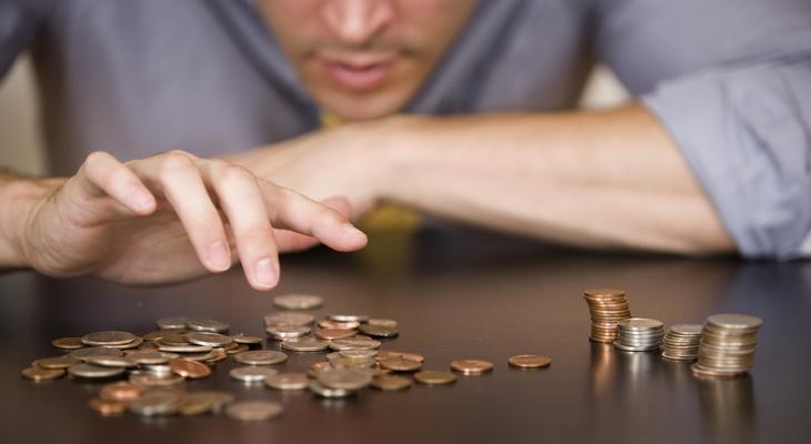 Почему проблемы с деньгами