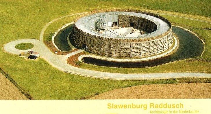 Прошлая жизнь в городе Slavenburg